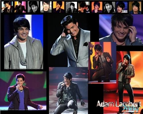 Adam Lambert :)