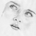 Alexis' Close-up - alexis-bledel fan art
