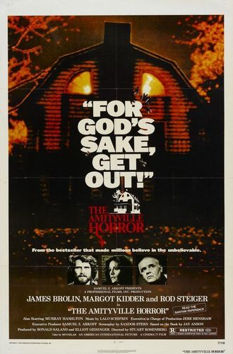 Amityville Horror (1979) movie poster