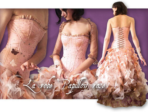 Amore & Leah's Bridesmaid dresses for Renesmee's wedding