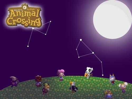Animal Crossing Обои entitled Animal Crossing Обои