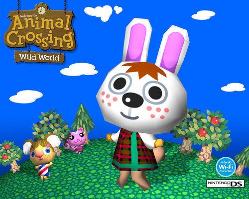 Animal Crossing দেওয়ালপত্র