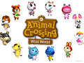 Animal Crossing Обои