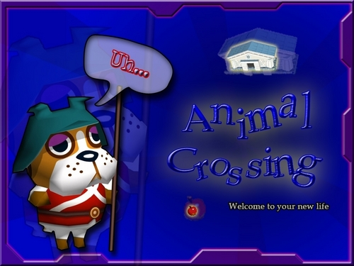 Animal Crossing پیپر وال