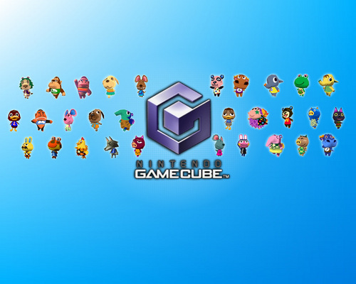 Animal Crossing Hintergrund