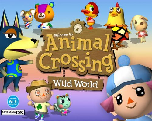 Animal Crossing: Wild World - animal-crossing Wallpaper