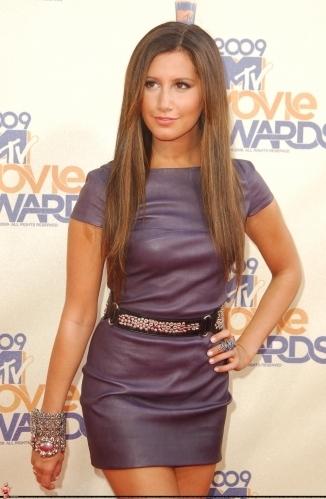 Ashley Tisdale @ 2009 MTV Movie Awards