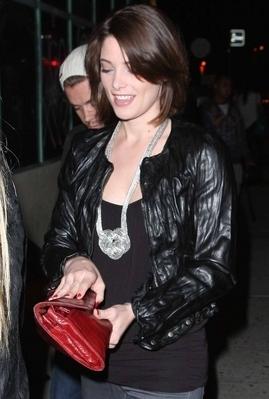 Ashley at Madame Royale.
