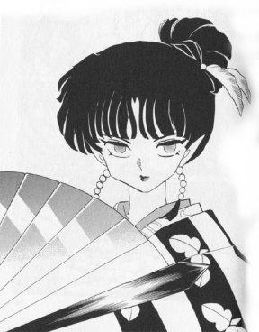B & W Manga Image