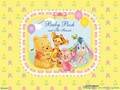Baby Winnie the Pooh Wallpaper - winnie-the-pooh wallpaper
