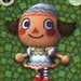 Basic Girl Character - animal-crossing icon