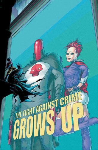 batman and Robin #4