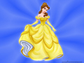 Belle Wallpaper - beauty-and-the-beast wallpaper