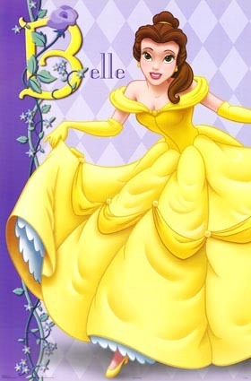 Beauty and the Beast wallpaper probably with anime entitled Belle