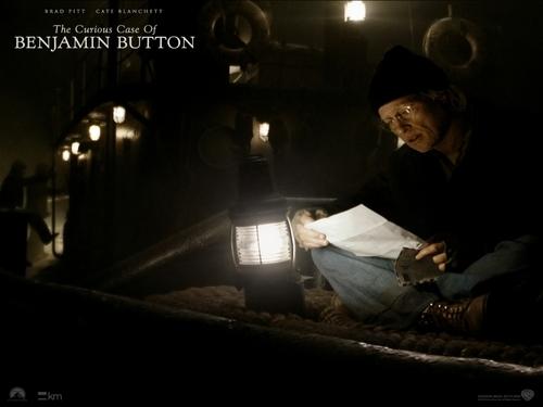 Benjamin Button वॉलपेपर