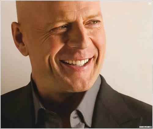 Bruce Willis Cesare Paciotti Ad