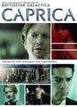 Caprica Pilot DVD cover