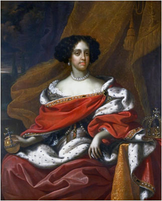Catherine of Braganza, 퀸 of England, Scotland, and Ireland