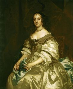 Catherine of Braganza, reyna of England, Scotland, and Ireland