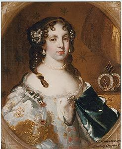 Catherine of Braganza, queen of England, Scotland, and Ireland