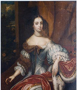 Catherine of Braganza, क्वीन of England, Scotland, and Ireland