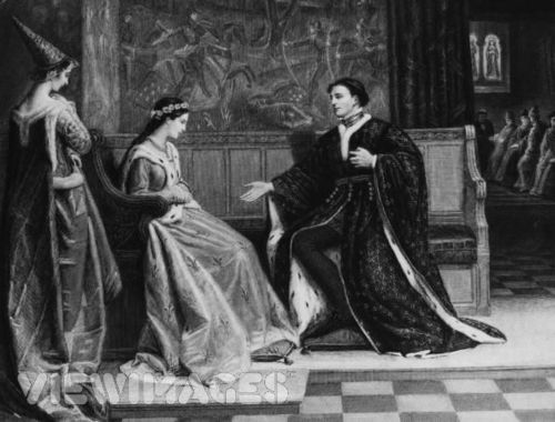Catherine of Valois, queen of England