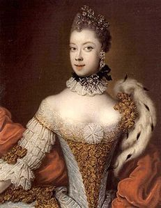 món ăn bơm xen, charlotte of Mecklenburg-Strelitz, Queen of the United Kingdom