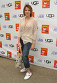 Christa Miller arrives at the 3rd Annual Kidstock muziek and Art Festival
