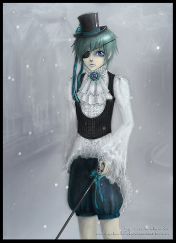 Ciel fan art