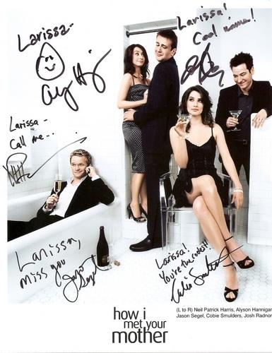 Cobie's Autograph