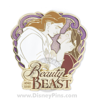 Classic Disney wallpaper called Beauty And The Beast, Heart