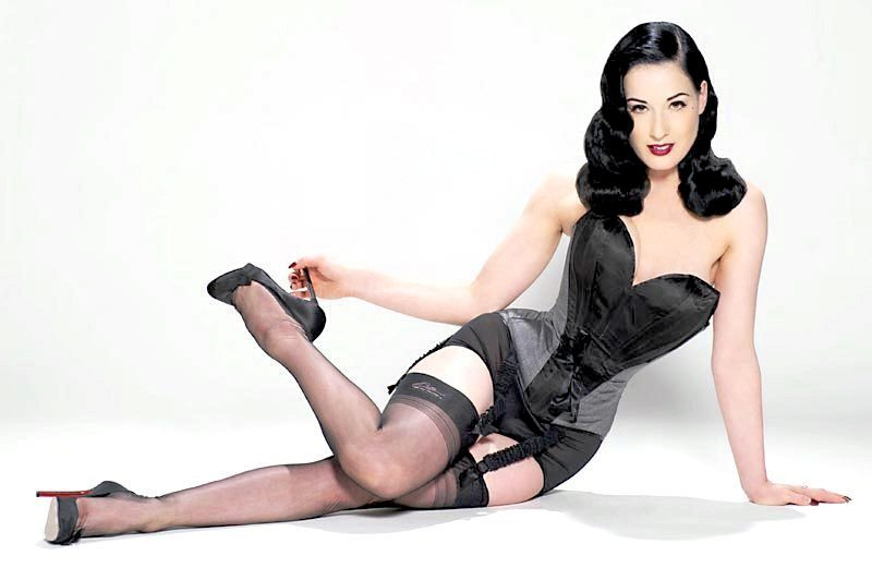 Eccentric And Unique People Images Dita Von Teese Hd Wallpaper And