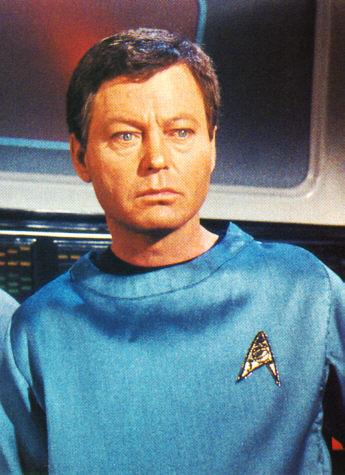 Doctor Leonard McCoy