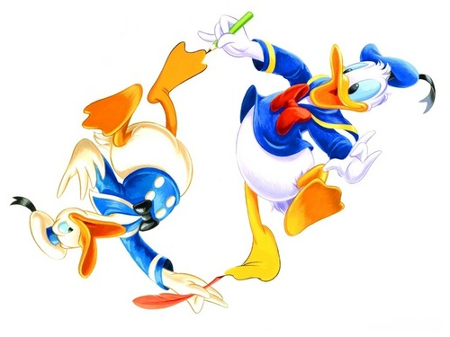 Donald Duck wallpaper entitled Donald Duck Wallpaper