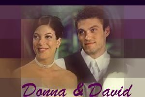 Donna and David