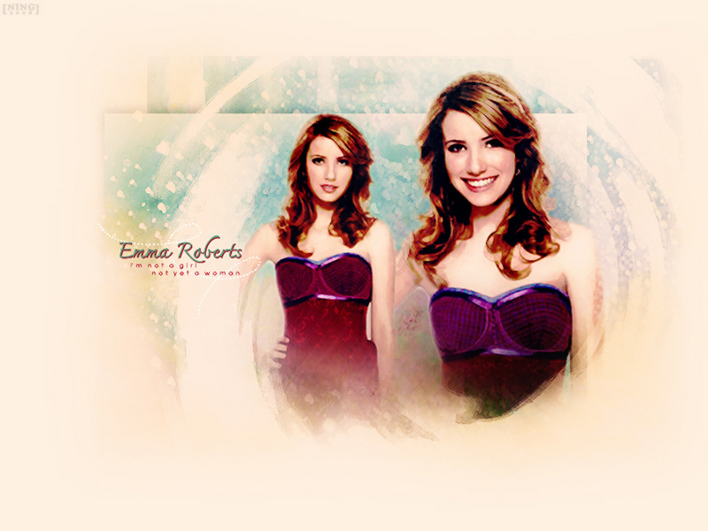 ER - Emma Roberts Wallpaper (6554164) - Fanpop