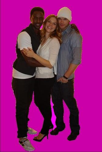 Edi, Rachelle, Kellan