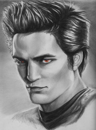 Edward Cullen fã Art