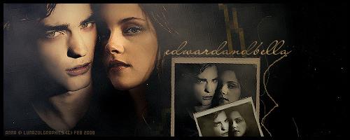 Edward and Bella< 333
