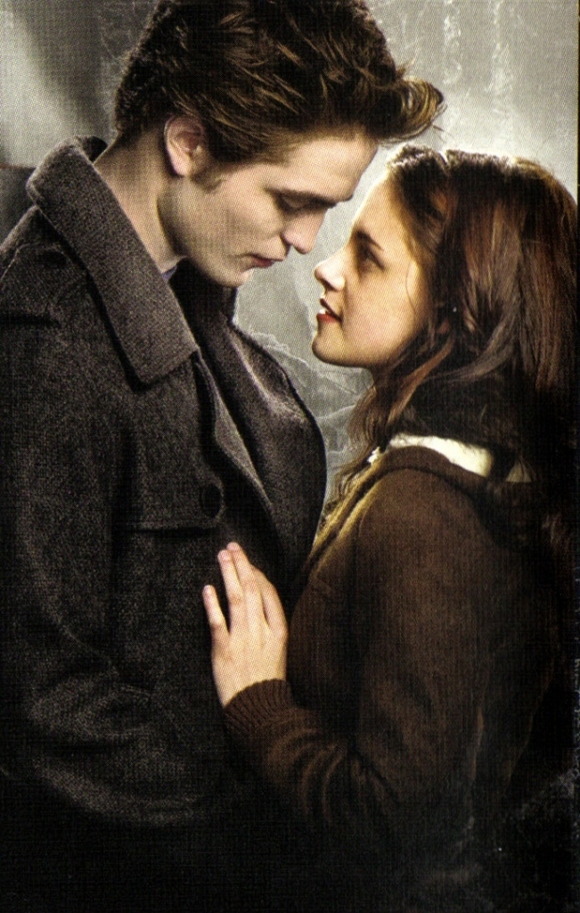 twilight edward and bella relationship