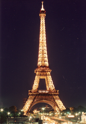 Eiffel Tower  - paris Photo