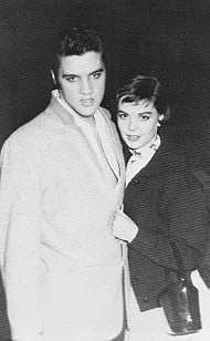 Elvis and Natalie Wood