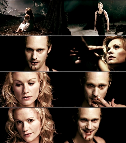 Eric and Sookie promo