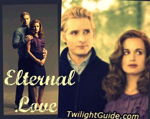 Eternal Love - Carlilse and Esme