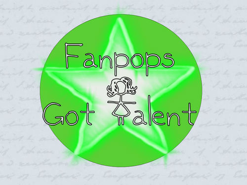fanpop's got talent wallpaper probably containing a venn diagram, a breaststroker, and a water titled FGT
