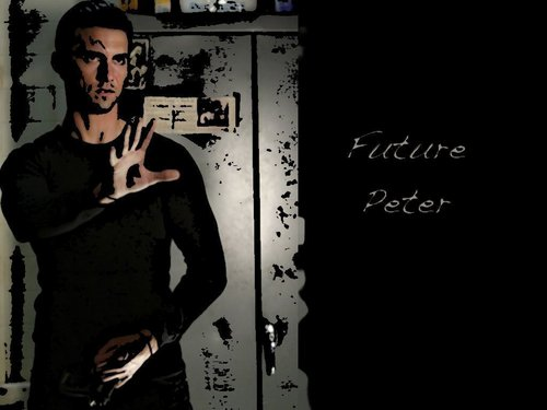 Future Peter kertas dinding