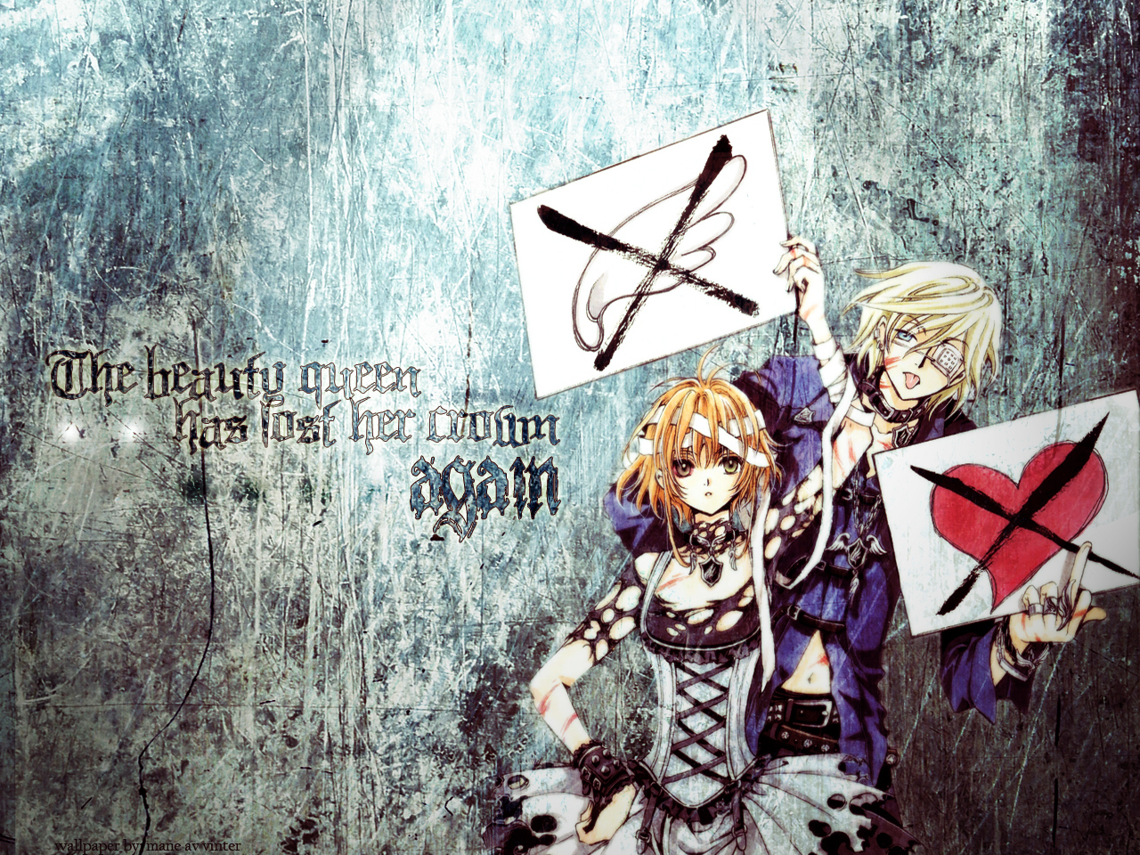 Tsubasa Reservoir Chronicles Images Fye And His Queen HD Wallpaper Background Photos