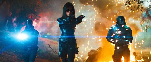 G.I. Joe: Rise of ular tedung, cobra - New Promo Pics