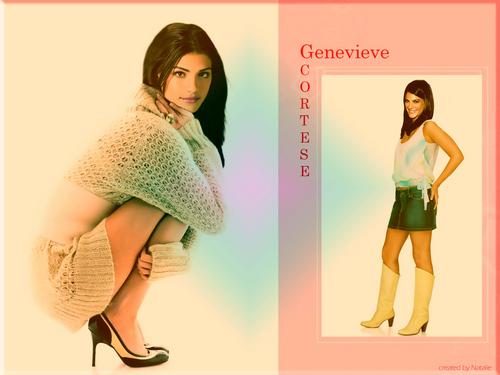 Genevieve Cortese *Ruby* (manip)