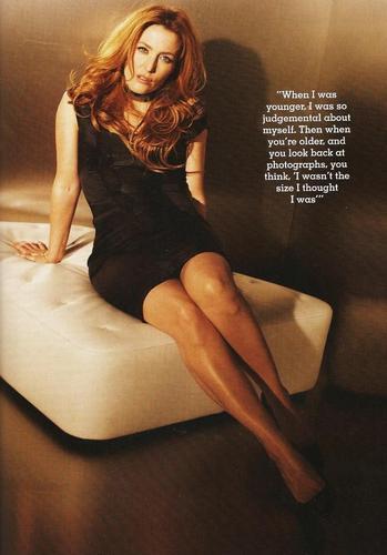 Gillian in Easy Living Magazine July 2009